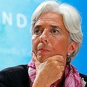 Affaire Tapie : décision sur Lagarde reportée