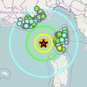 Un bref séisme a secoué la Corse et Marseille