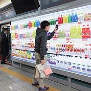 À Seoul, Tesco teste un supermarché virtuel