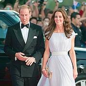 Kate et William, stars d'un soir à Hollywood