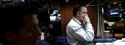 Wall Street vacille face aux dettes souveraines