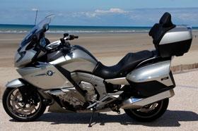 Honda Goldwing 1800 Versus Bmw K1600 Gtl Le Choc Des Titans