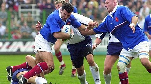 Rugby: cinq glorieux racontent leurs plus beaux souvenirs
