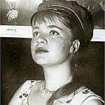Gro Farseth, troisième dauphine de l'élection de Miss Norvège, à 18 ans.