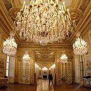L'hôtel de la Marine: le Louvre à la barre