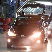 Maintien des ventes chez Peugeot