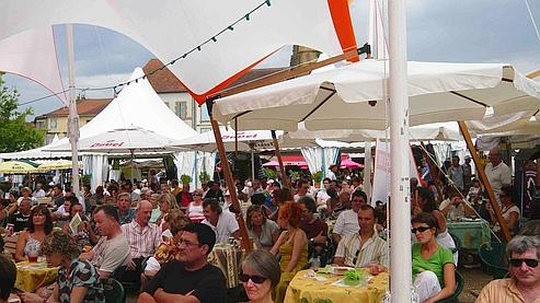Festival de Jazz in Marciac