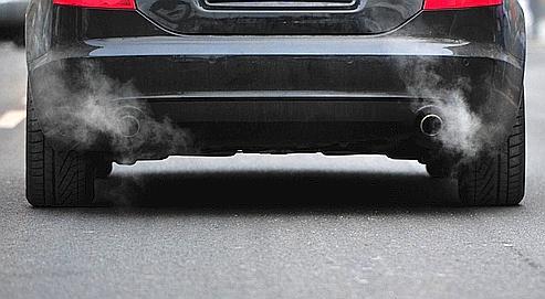Les particules émises par le Diesel éliminées par un additif
