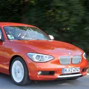 BMW Série 1, grande souplesse d'esprit