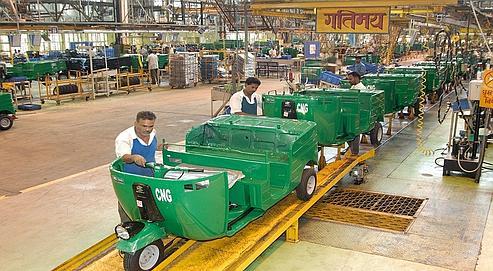 Doutes sur la voiture «ultra-low-cost» de Renault en Inde