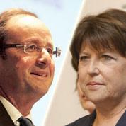 Primaire PS : Hollande devance toujours Aubry