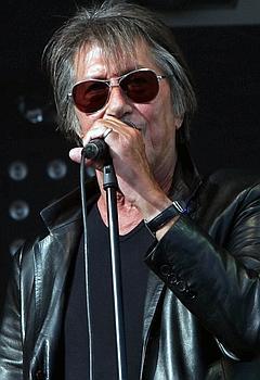 Jacques Dutronc, en septembre 2010, à La Courneuve.
