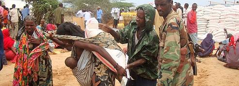 La forte sécheresse en Afrique de l'Est suscite l'inquiétude