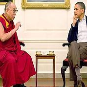 Barack Obama reçoit le dalaï-lama