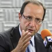 Dette : Hollande s'aligne sur la droite