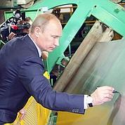 Poutine essuie un affront en Allemagne