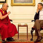 Rencontre dalaï-lama- Obama :Pékin fulmine