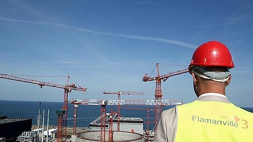 Deux ans de retard pour l'EPR de Flamanville