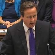 Écoutes : Cameron refuse tout mea culpa