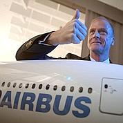Airbus reconquiert American Airlines