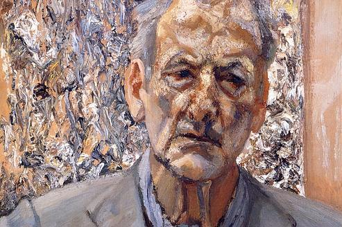 Le peintre lucian freud est mort for Artiste peintre anglais