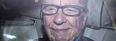 Après son audition, Murdoch s'adresse à ses salariés