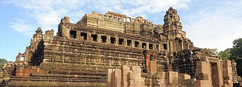 Angkor retrouve sonchef-d'œuvre