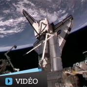 La dernière mission d'Atlantis en vidéo
