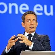 Nicolas Sarkozy joue la carte de l'Europe