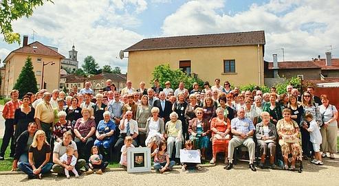 Ils descendent tous de Vincent ou Nicolas Rapin, deux frères venus de Maurienne s'installer en Lorraine au XVIIe siècle. (Mélanie Frey/Le Figaro Magazine)