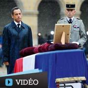 La France salue ses héros