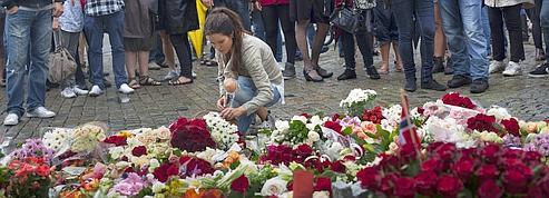 Oslo ne s'attendait pas à un attentat de l'extrême-droite