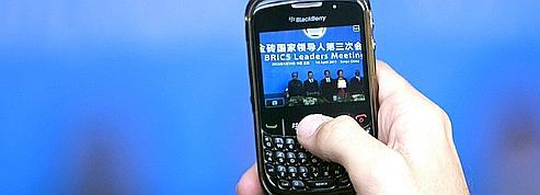 Sévère cure d'austérité chez BlackBerry