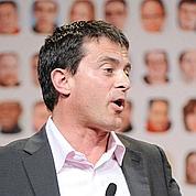 Valls souhaite que le PS s'ouvre au centre-droit