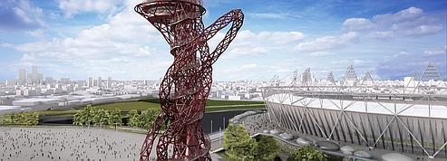 J0: Londres aura sa «Tour Eiffel» grâce à ArcelorMittal