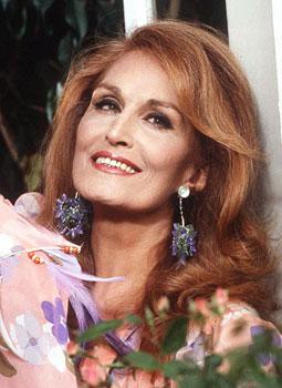 Dalida, à Paris, en mai 1985. (AFP)