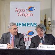 Résultats d'AtoS améliorés par Siemens