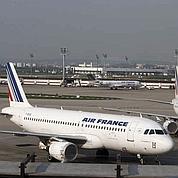 Les comptes d'Air France dans le rouge