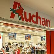 Auchan: une filiale fait des éclats en Bourse