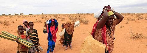 La sécheresse aggrave les effets de la guerre civile en Somalie