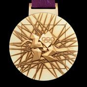 Londres voit grand pour les médailles des JO