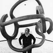 Chillida, le sculpteur devenu forgeron