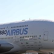 EADS confirme ses objectifs grâce à Airbus