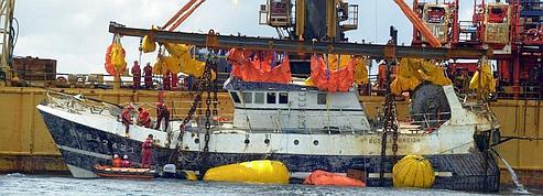 Bugaled Breizh : le commandant d'un sous-marin anglais incriminé