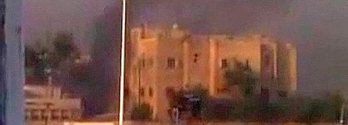 L'armée syrienne lance une offensive sanglante sur Hama