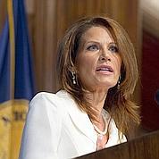 Michele Bachmann, égérie du Tea Party