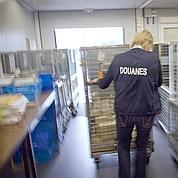 Les saisies douanières dans les colis explosent