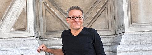 Laurent Ruquier, heureux propriétaire du théâtre Antoine