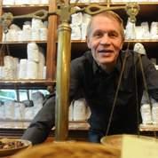 Jean-Pierre Raveneaud soigne par les plantes