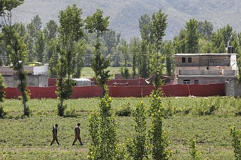 2mai 2011 au Pakistan: «Un hélicoptère survole Abbottabad»